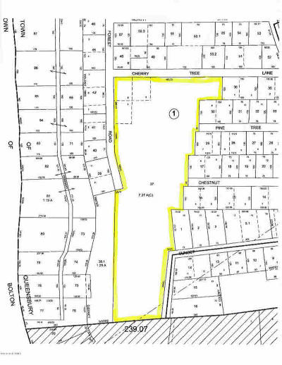 Residential Lots & Land For Sale: Cherry Tree La