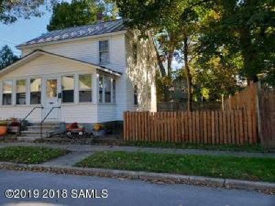 Glens Falls Single Family Home Price Change: 15 Terra Cotta Av