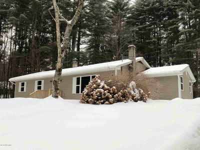 Greenfield, Corinth, Corinth Tov Single Family Home For Sale: 80 Stark-Road Road