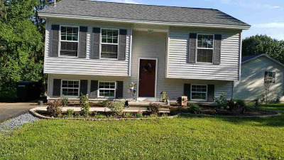 Glens Falls Single Family Home For Sale: 30 W State Street