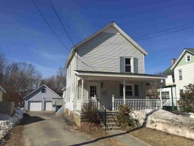 Greenfield, Corinth, Corinth Tov Single Family Home For Sale: 504 Main-Street Street