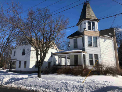 Glens Falls Multi Family Home Active-Under Contract: 10 Grove Av