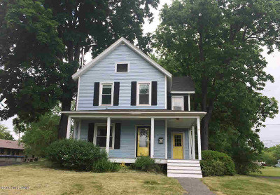 Ticonderoga Single Family Home For Sale: 29 Summit Street Street