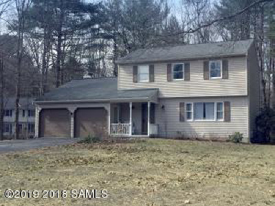 Wilton Single Family Home For Sale: 41 Knollwood-Drive Drive