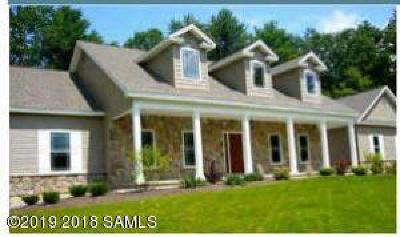 Saratoga County, Warren County Single Family Home For Sale: 8 Kadnorida-Drive Drive