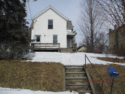 Ticonderoga Single Family Home For Sale: 10 Wayne Ave