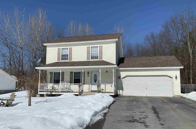 Glens Falls Single Family Home For Sale: 36 Franklin St