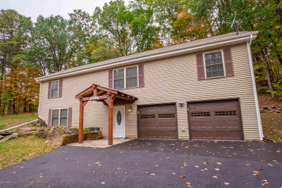 Saratoga Springs Single Family Home For Sale: 371 Daniels-Road Road