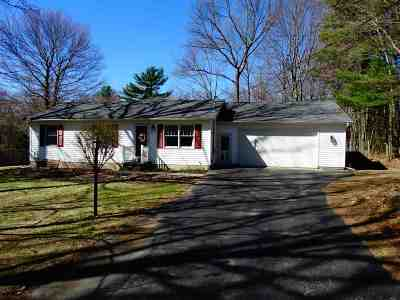 Albany County, Saratoga County, Schenectady County, Warren County, Washington County Single Family Home For Sale: 79 Big Bay-Road Road