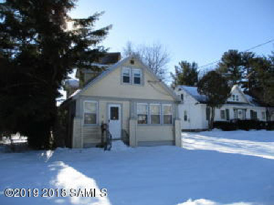 South Glens Falls Single Family Home For Sale: 20 Haviland-Avenue Avenue