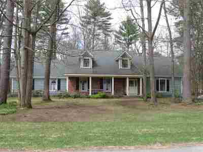 Fulton County, Hamilton County, Montgomery County, Saratoga County, Warren County Single Family Home For Sale: 2 Oak View-Drive Drive