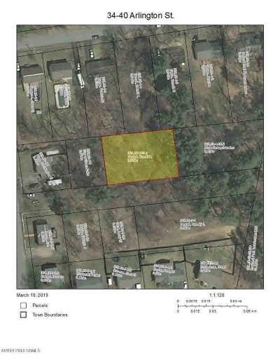Glens Falls Residential Lots & Land For Sale: 34-40 Arlington St