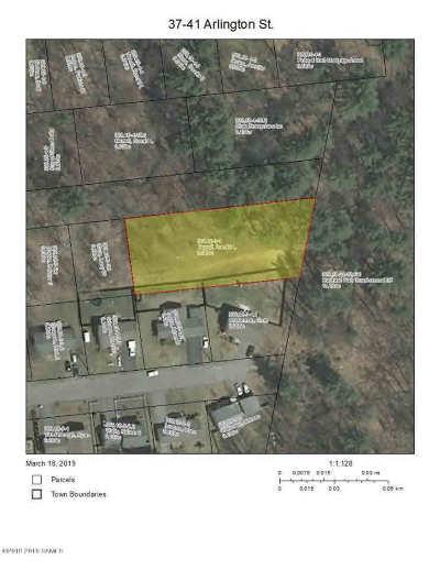 Glens Falls Residential Lots & Land For Sale: 37-41 Arlington Street