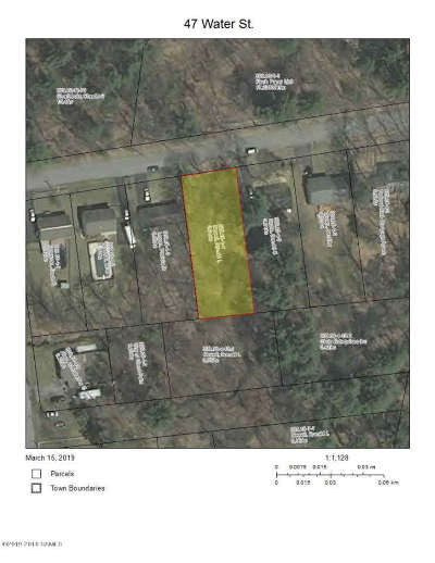 Glens Falls Residential Lots & Land For Sale: 47 Water Street