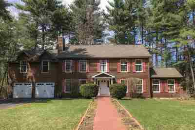 Albany County, Saratoga County, Schenectady County, Warren County, Washington County Single Family Home For Sale: 21 Mohawk Tr