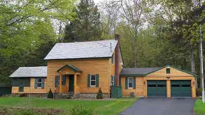 Lake George Single Family Home For Sale: 3239 New York State Route 9l