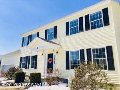 Saratoga County Single Family Home For Sale: 21 Rebecca-Drive Drive