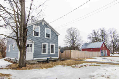 Saratoga County Single Family Home For Sale: 8 Catherine-Street Street