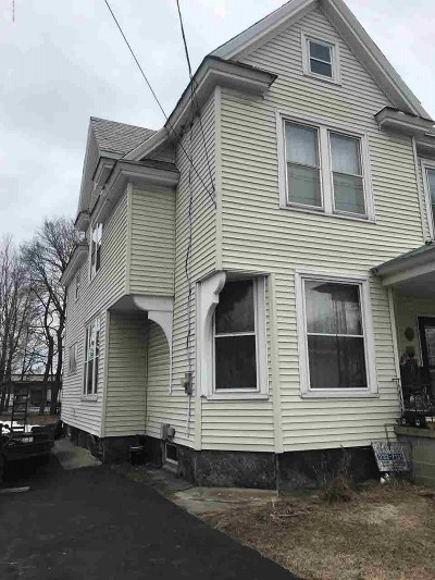 Glens Falls Single Family Home For Sale: 1 First Street