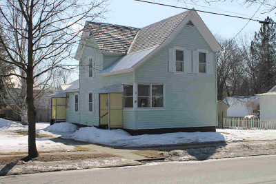 Glens Falls NY Single Family Home Pending: $119,900