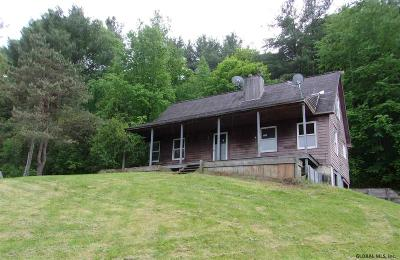 Washington County Single Family Home For Sale: 2723 New York State Route 22a