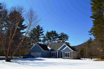 Queensbury, Fort Ann Single Family Home For Sale: 3 Noble Way