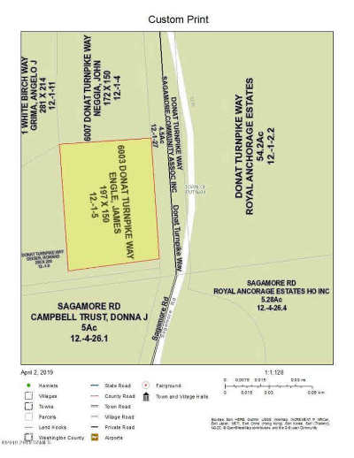 Putnam Residential Lots & Land For Sale: 6003 Donat Turnpike