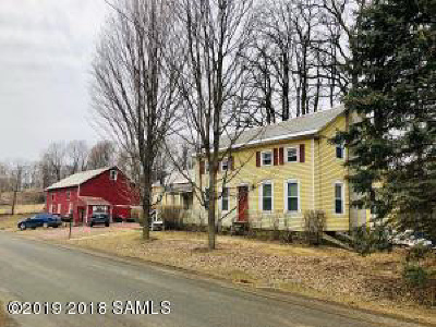 Argyle Single Family Home Active-Under Contract: 663 Coot Hill Rd