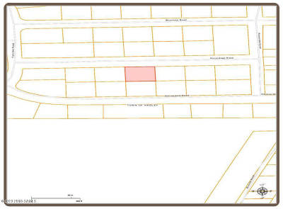 Residential Lots & Land For Sale: Sacandaga Rd