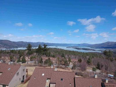 Lake George Single Family Home For Sale: 441 Lockhart Mountain Rd #36