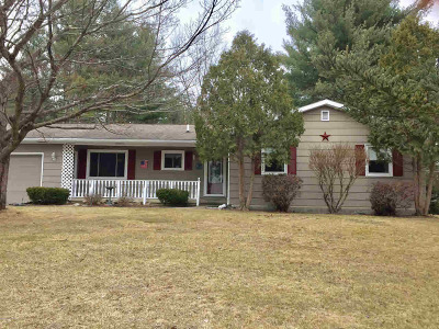Queensbury, Fort Ann Single Family Home For Sale: 15 Kiley La