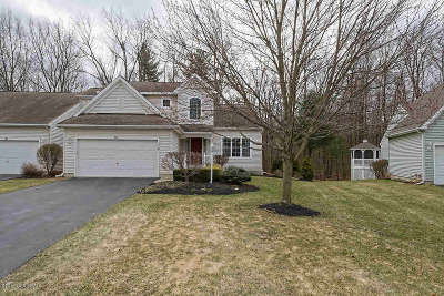 Ballston, Ballston Spa, Malta, Clifton Park Single Family Home For Sale: 23 Grooms Pointe Drive