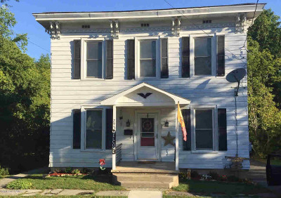 Ticonderoga Single Family Home For Sale: 297 Alexandria Avenue