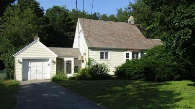 Queensbury Single Family Home Price Change: 189 Aviation Rd