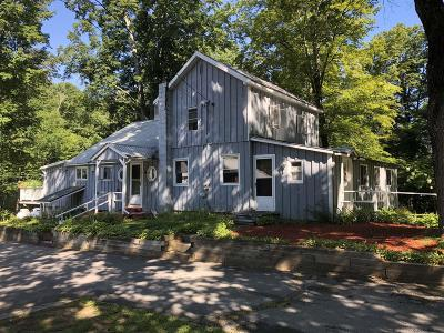Queensbury, Fort Ann Single Family Home For Sale: 121 Pilot Knob Rd