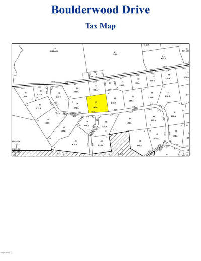 Queensbury Residential Lots & Land For Sale: Boulderwood Dr