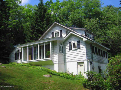 Lake George Single Family Home Price Change: 12 Snyder Rd