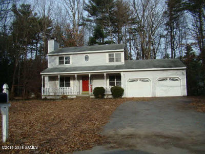 Queensbury, Fort Ann Single Family Home For Sale: 6 Mabel Terrace