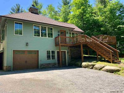 Albany County, Saratoga County, Schenectady County, Warren County, Washington County Single Family Home For Sale: 22 Brant Lake Heights Ext. Extension