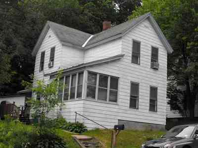 Gloversville Single Family Home Lease Option: 125 Division St