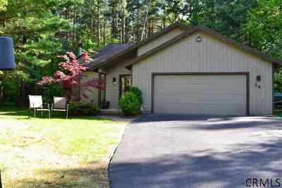 Single Family Home Sold: 34 Meadow Rue Pl