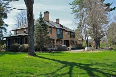 Saratoga County Single Family Home For Sale: 55 Myrtle St