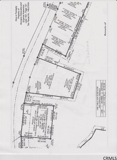 Gloversville Residential Lots & Land For Sale: 353-355 South Kingsboro Av Ext