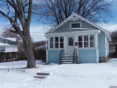 Single Family Home Sold: 36 St Clair Av