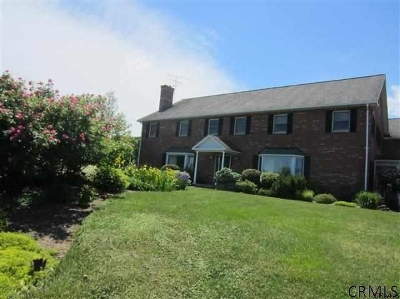 Schodack NY Single Family Home For Sale: $895,000