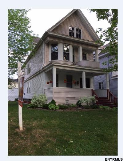 Two Family Home Sold: 73 North Allen St