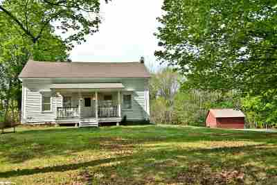 Saratoga County Single Family Home Lease Option: 2847 Shaw Rd