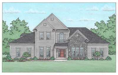Saratoga Springs Single Family Home For Sale: 24 Anthony La