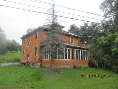 Amsterdam NY Single Family Home For Sale: $29,900