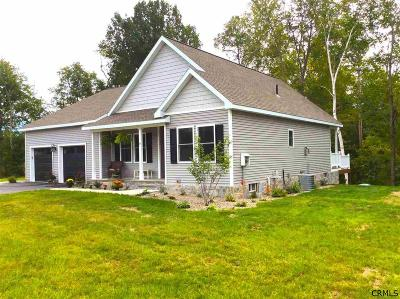 Saratoga County Single Family Home For Sale: 7 Newland Rd